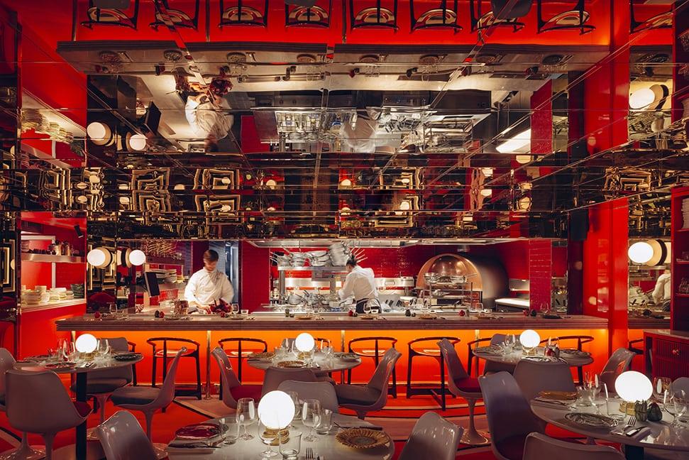 Ave Mario: London's New Maximalist Italian Restaurant Opens