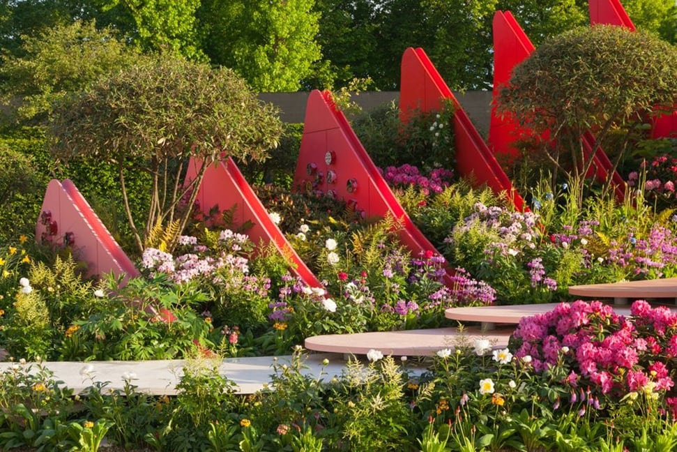 The Best Flower Shows in the UK To Visit in 2021 – RHS Chelsea Flower Show