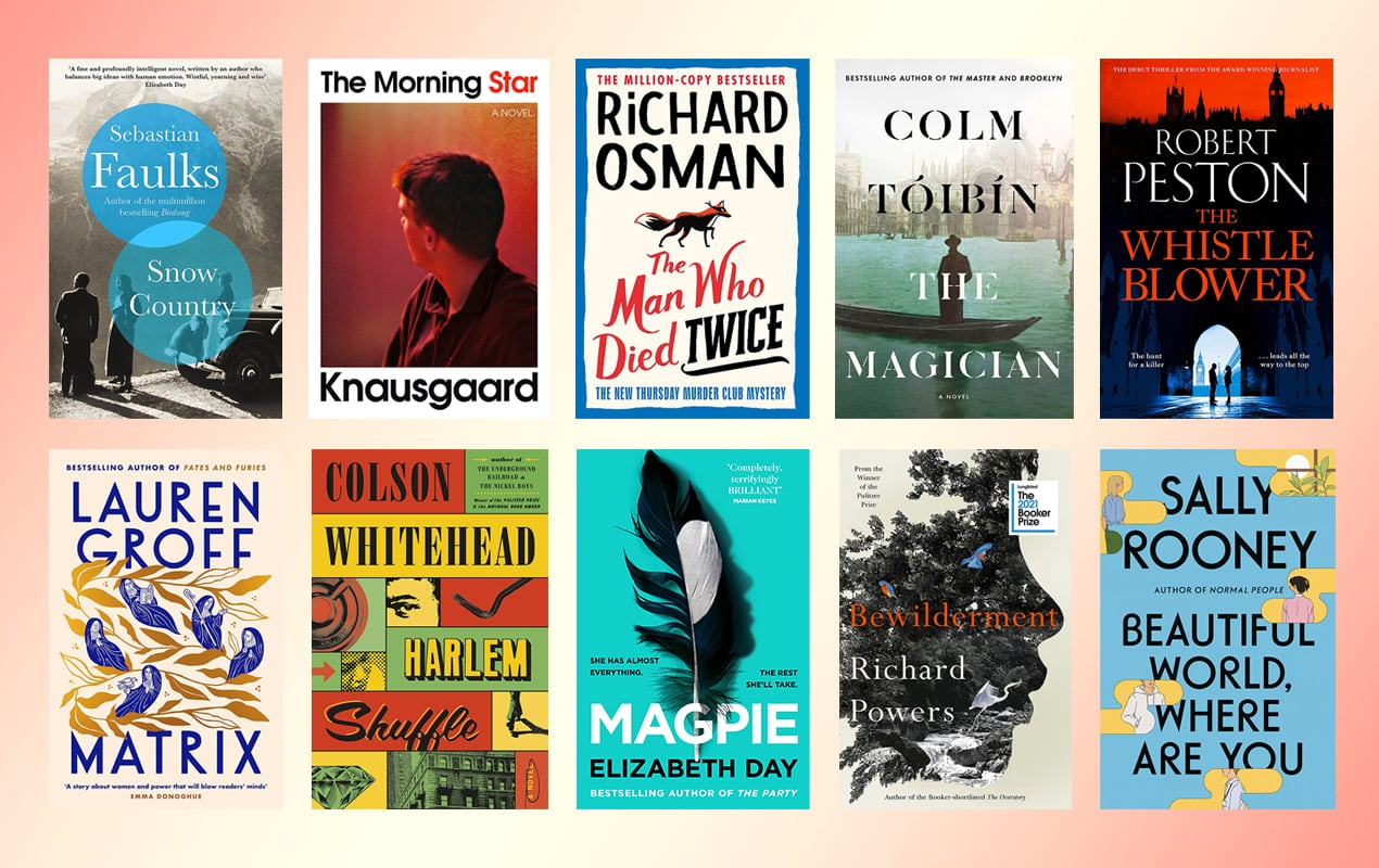 The 10 Best New Fiction Books To Read This September 2021; Magpie by Elizabeth Day, Beautiful World and Where Are You by Sally Rooney