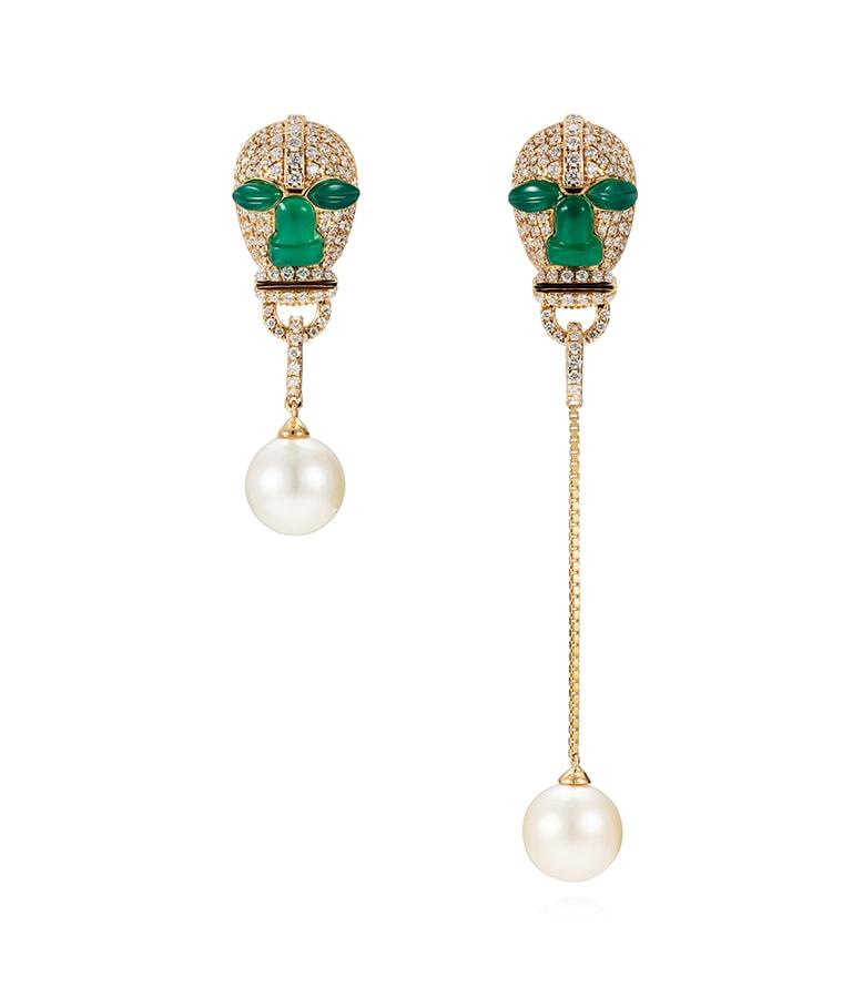 Sotheby's new exhibition and online auction, Brilliant & Black, celebrates Black jewellery designers: Thelma West•Maggi Simpkins•Vanleles•Matturi