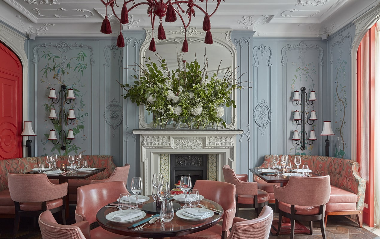 The best new London restaurants to visit this Autumn 2021 • Bibi • Booking Office 1869 • Ekstedt at the Yard• Mimi Mei Fair • The Sea, The Sea