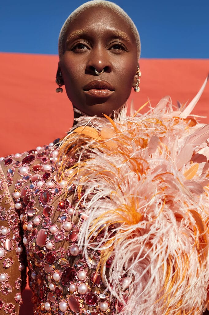British actress and singer Cynthia Erivo tells us about fame, her debut album Ch. 1 Vs. 1 and children's book Remember to Dream, Ebere