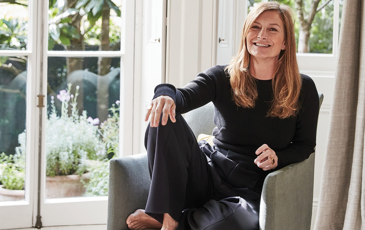 London's most in-demand interior designer offers a tour of her extraordinary home in Pimilco in a new book Rose Uniacke at Home