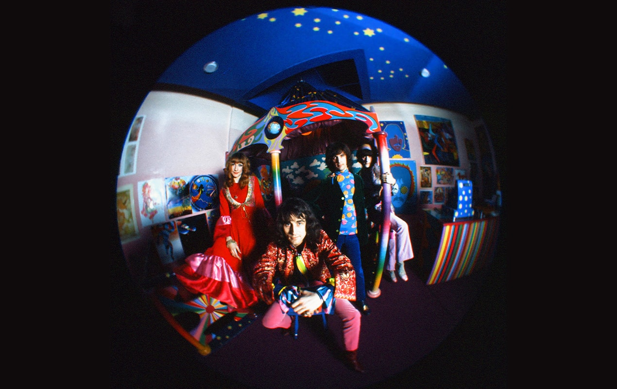 Beautiful People: The Boutique in 1960s: Take a kaleidoscopic, psychedelic trip to discover the fashion scene in London's Chelsea